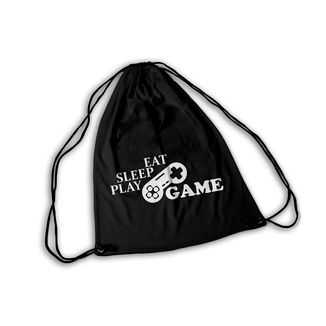Play Eat Sleep Game GYM Bag