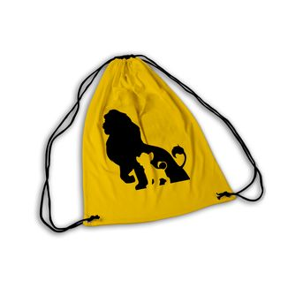 The Lion King GYM Bag Father and Son
