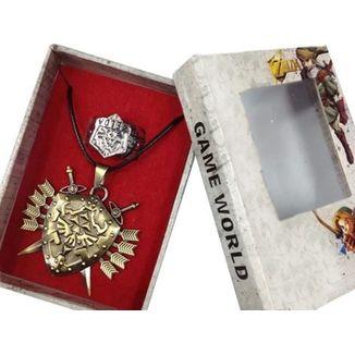 Set Necklace and Ring The Legend of Zelda #02