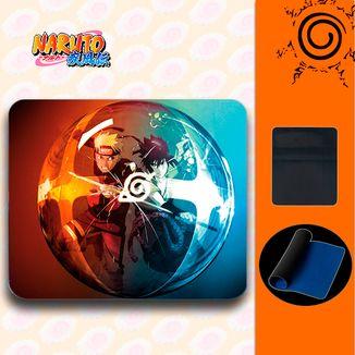 Mouse Pad Naruto Shippuden - Naruto vs Sasuke