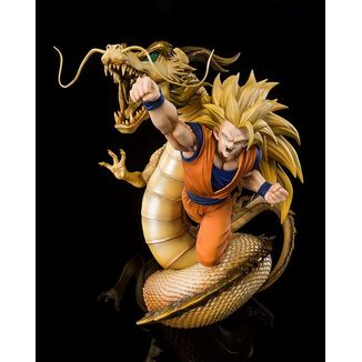Figuarts Zero Son Goku SSJ3 Dragon Ball Z Extra Battle