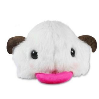 Gorro Poro Peluche League of Legends