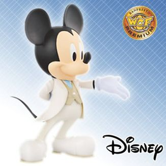 Figura Disney - Mickey Mouse Wedding White ver
