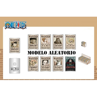 Pin One Piece - Pins Collection Wanted Poster Ver. - Random