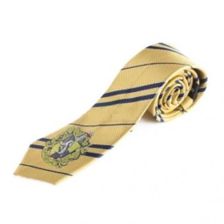 Tie Harry Potter - Hufflepuff