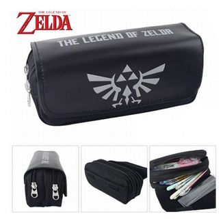 Pencil case Zelda Triforce