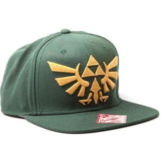 Cap Trifuerza Green The Legend of Zelda