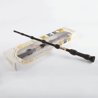 Light paint Dumbledore Wand Harry Potter