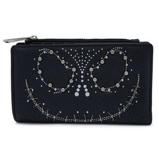 Studded Jack Wallet Nightmare Before Christmas