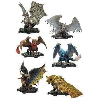 Monster Hunter Random Figure Capcom Figure Builder Standard Model Plus Vol. 13