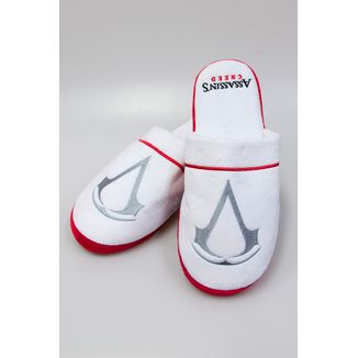 Slipper Assassins Creed - White Open