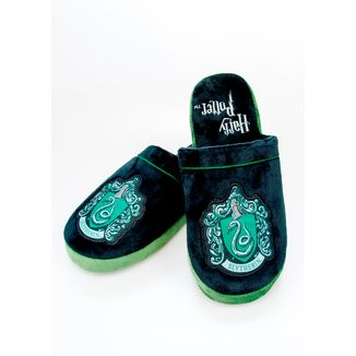 Slipper Harry Potter - Slytherin Open