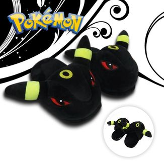 Umbreon Slippers Pokemon