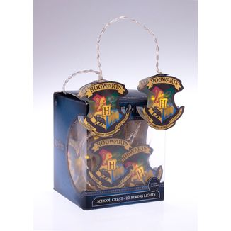Harry Potter Hogwarts 2D String Lights
