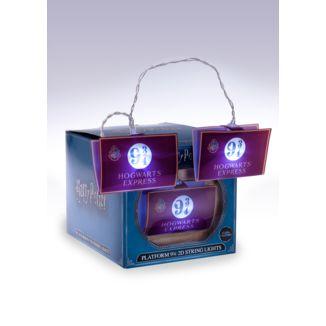 Luces Hogwarts Express Harry Potter 2D