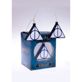 Harry Potter Deathly Hallows 3D String Lights