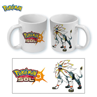 Taza Pokemon - Pokemon Sol