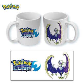 Taza Pokemon - Pokemon Luna