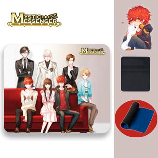 Mouse Pad Mystic Messenger - Grupo