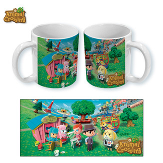 Taza Animal Crossing