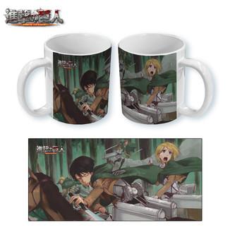 Mug Attack on Titan - Levi Horse