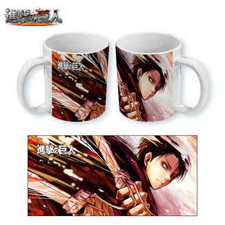 Mug Attack on Titan - Levi Spark