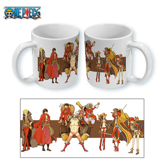 Taza One Piece - Brown