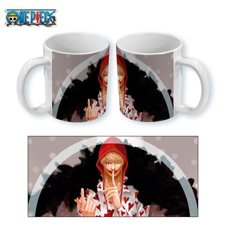 Taza One Piece - Corazon shhh