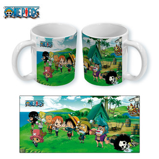 Taza One Piece - Good Morning