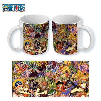 Taza One Piece - Strong World