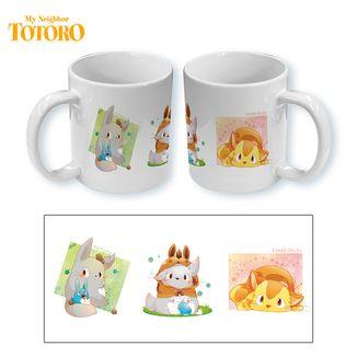 Taza Mi Vecino Totoro - Chibis