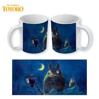 Taza Mi Vecino Totoro - Night