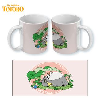 Taza Mi Vecino Totoro - Sleeping Leaf