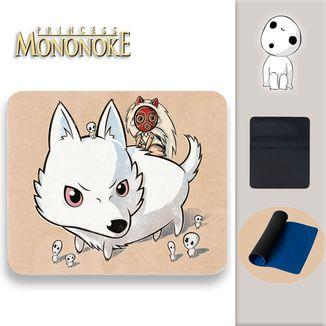 Alfombrilla La Princesa Mononoke - Chibi Wolf