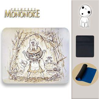 Alfombrilla La Princesa Mononoke - Grrrr
