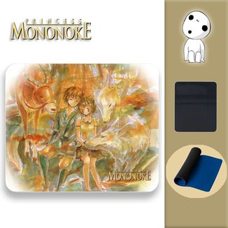 Alfombrilla La Princesa Mononoke - Hug
