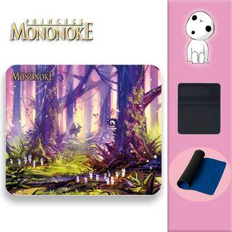 Alfombrilla La Princesa Mononoke - Neon Forest