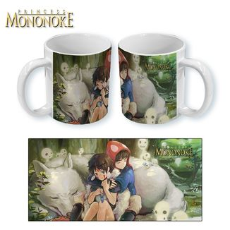Taza La Princesa Mononoke - Feelings