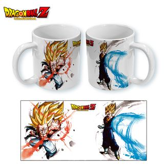 Taza Dragon Ball Z - Fusion Paint
