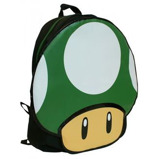 1UP V2 Backpack Super Mario Bros Nintendo