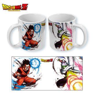 Taza Dragon Ball Z - Gohan Piccolo Paint