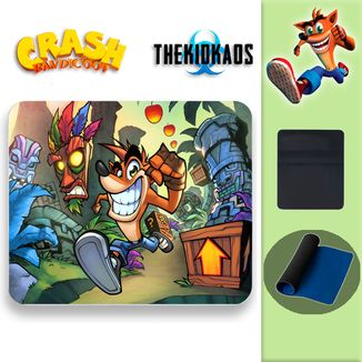 Alfombrilla Crash Bandicoot
