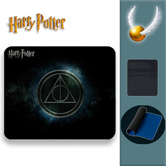 Mouse Pad Harry Potter - Deathly Hallows