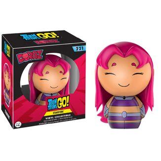Figura Teen Titans Go! - Starfire - Dorbz