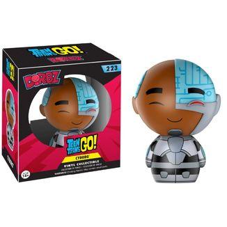 Figura Teen Titans Go! - Cyborg - Dorbz