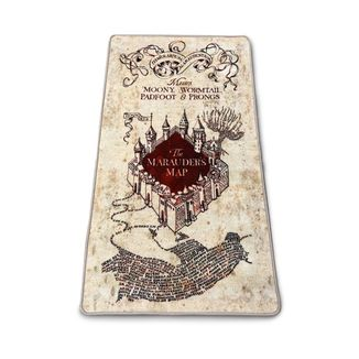 Marauder's Map Carpet Harry Potter