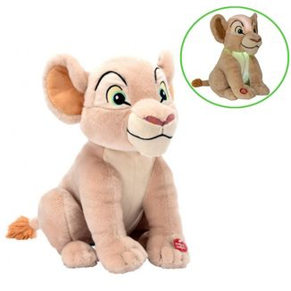 Plush with light and sound Nala The Lion King Disney 30cm