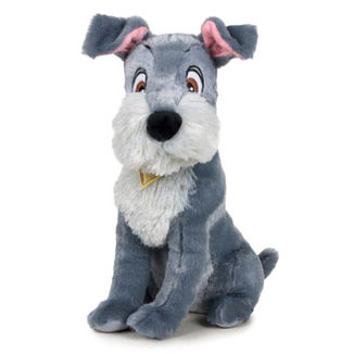 Plush Toy Golfo The Lady and the Tramp Disney 30cm
