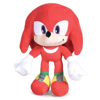 Plush Toy Knuckles Sonic The Hedgehog 24cm