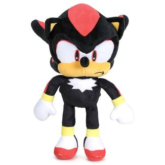 Plush Toy Shadow Sonic The Hedgehog 30 cm